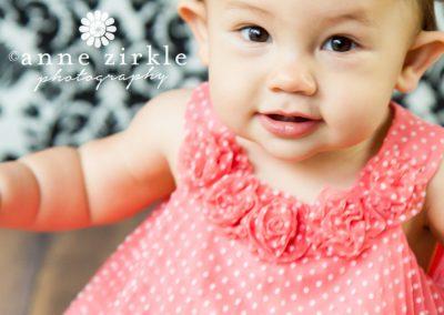 baby-girl-in-polka-dot-dress