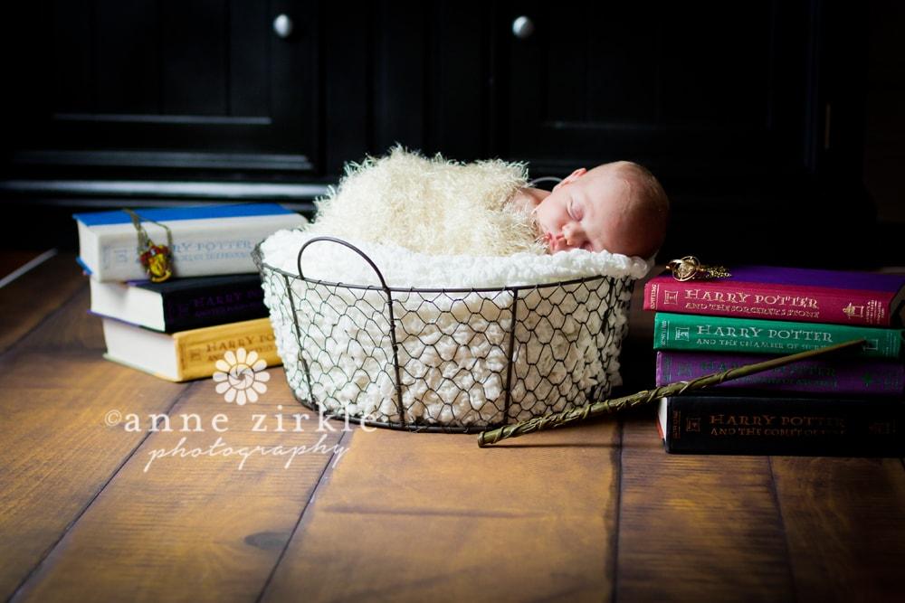 newborn-baby-ready-for-hogwarts