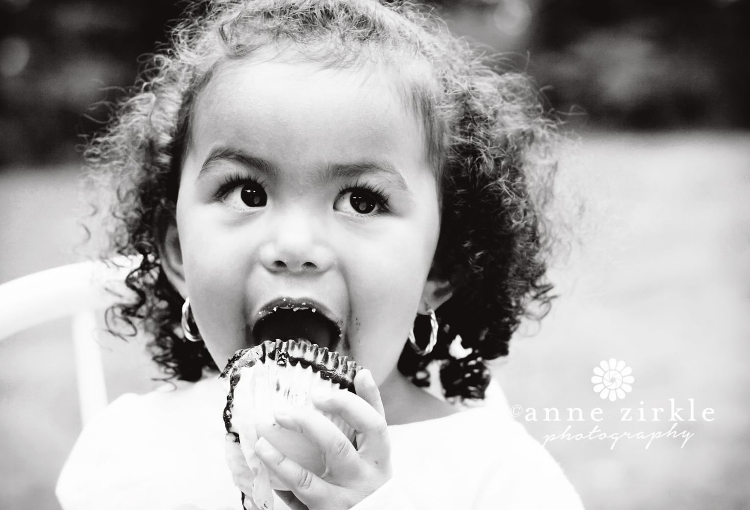 little-girl-eating-a-cupcake